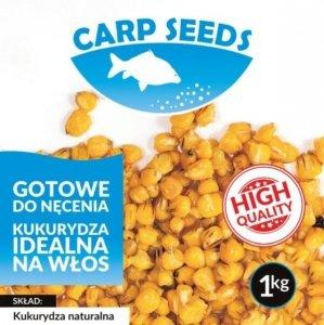 Carp Seeds Kukurydza naturalna – 1 kg