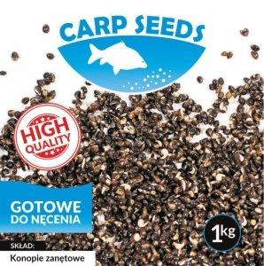 Carp Seeds Konopie zanętowe – 1 kg