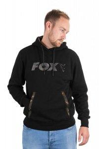 Fox Bluza BLACK/CAMO HOODY XL CFX064