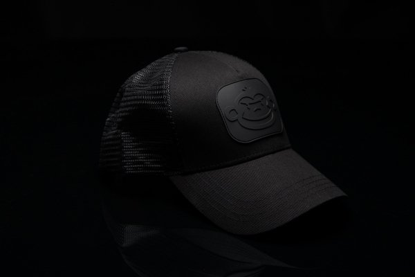 RidgeMonkey  Czapka Trucker Cap Black