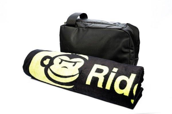RidgeMonkey Kosmetyczka + Ręcznik Shower Caddy Set