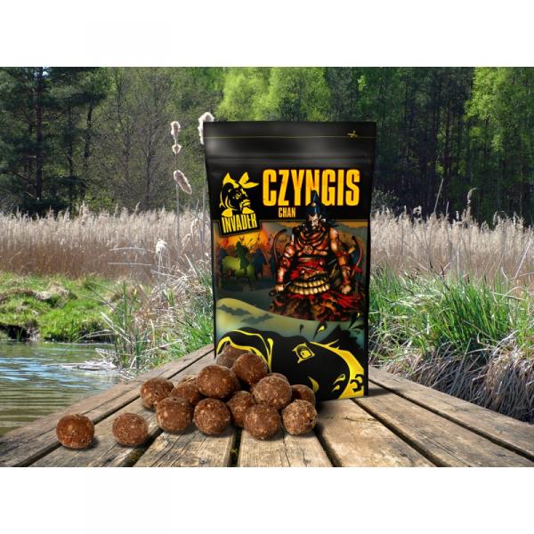 Kulki zanętowe Invader Czyngis Chan 1 kg