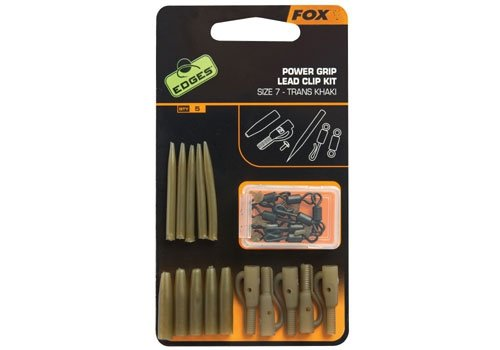 EDGES™ Power Grip Lead Clip Kit FOX CAC638