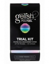 POLYGEL Gelish zestaw Trial Kit