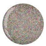 Puder do manicure tytanowy - CUCCIO DIP - Multi Color Glitter 14G (5530)