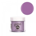 Puder do manicure tytanowy - GELISH DIP -  Funny Business 23g - (1610047)