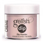 Puder do manicure tytanowy - GELISH DIP - She's My Beauty 23g - (1610928)
