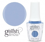 Lakier hybrydowy kolor: Up In The Blue 15 ml (1110862) - kremowy Gelish
