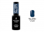 079 In The Navy Lakier Hybrydowy Victoria Vynn Gel Polish