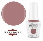 GELISH Mauve Your Feet (1110268) Matadora - lakier hybrydowy 15ml