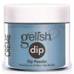 Puder do manicure tytanowego kolor West Coast Cool DIP 23g GELISH (1610091)