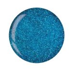 Puder manicure tytanowy - Cuccio DIP 14g - Deep Blue Glitter (5557)