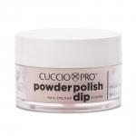 Cuccio manicure tytanowy - 5589 DIP SYTEM PUDER Creamy Tan 14 G