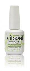 Baza witaminowa GELISH VITAGEL STRENGHT - do utwardzania pod lakier hybrydowy Baza & Odżywka do hybrydy 2w1 - 15ml