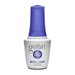 Gelish Dip Base Coat - Manicure tytanowy krok 2 - BAZA 15ml