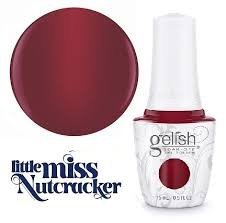 GELISH Don't Toy With My Heart (1110276) Little Miss Nutcracker - lakier hybrydowy 15ml NOWOŚĆ