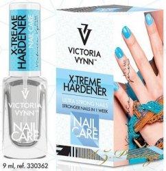 Odżywka do paznokci Victoria Vynn X-treme Hardener - regeneracja paznokcia na bazie krzemu