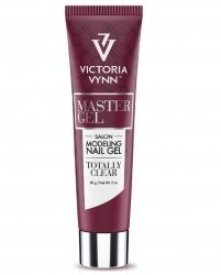 MASTER GEL kolor: Totally Clear 60 g - przezroczysty -  Victoria Vynn - Flexi żel