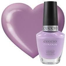 Cuccio 6138 Lakier do paznokci 13 ml Buy a peace, love & purple