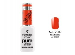 PURE Lakier hybrydowy Neon Chic 8ml (204) VICTORIA VYNN