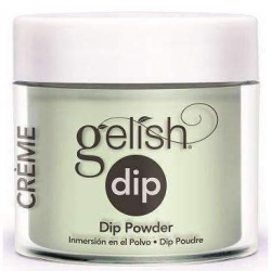 Puder do manicure tytanowego Mint Chocolate DIP 23g GELISH (1610085)