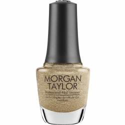 Lakier do paznokci Morgan Taylor 15ml  - GILDED IN GOLD (3110374)