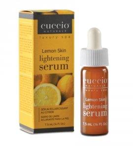 Cytrynowe serum wybielające plamy pigmentacyjne skóry - Cuccio 7,5ml