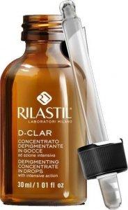 NOWOŚĆ - Serum wybielające z witaminą C, Rilastil D-Clar 30ml (na przebarwienia)