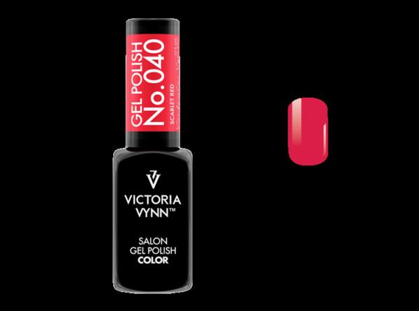 Lakier hybrydowy Victoria Vynn GP 040 Deep Red