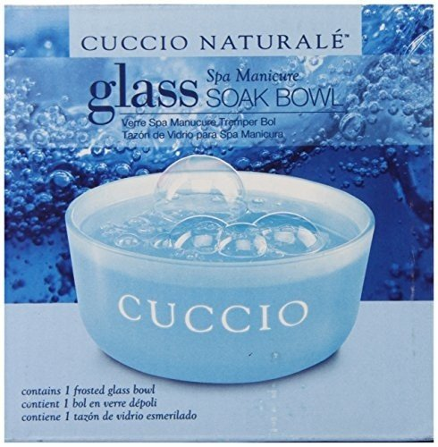 Miseczka do dłoni szklana Cuccio