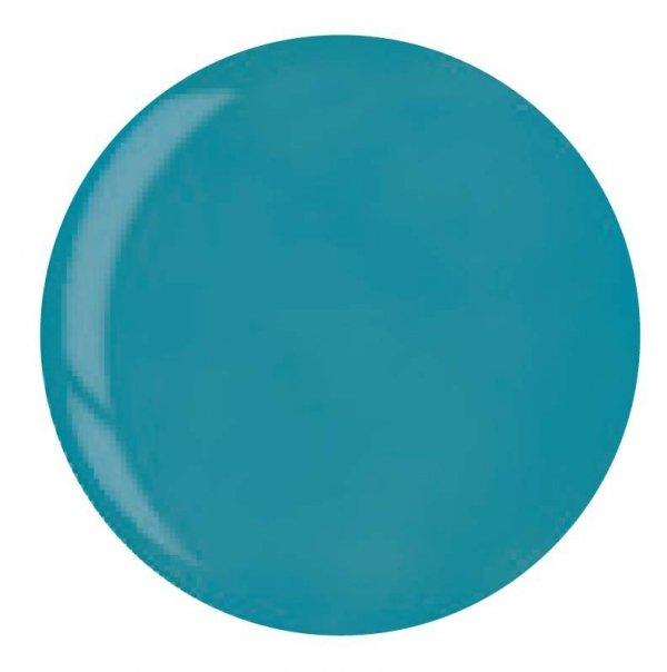 Puder do manicure tytanowy - Cuccio Dip - Caribbean Sky Blue (5552)