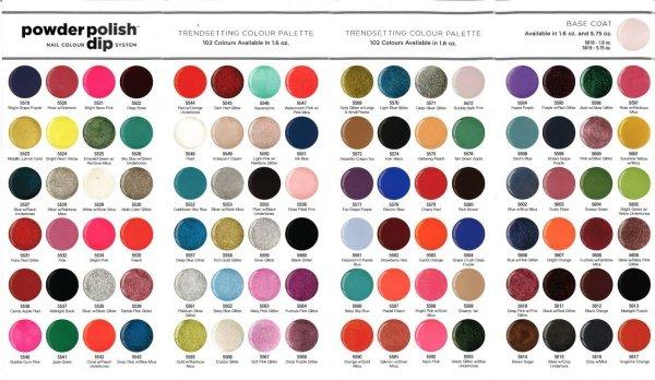 Puder do manicure tytanowy - CUCCIO DIP - Black Red Glitter 14G (5611)