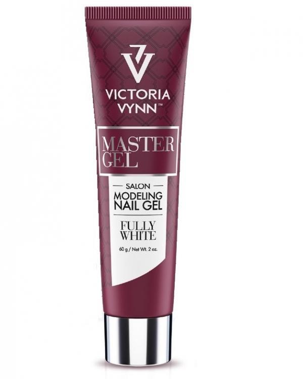 MASTER GEL kolor: Fully White 60 g - intensywnie biały - Victoria Vynn flexi żel