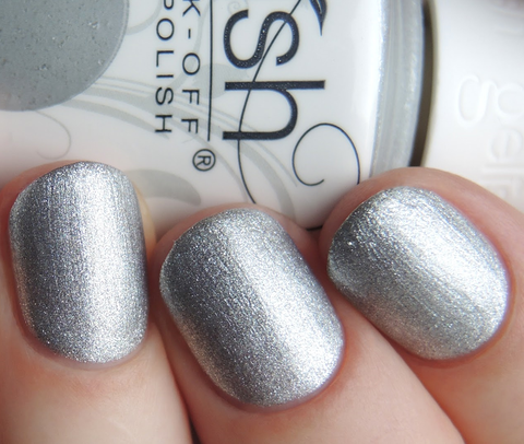 GELISH Silver In My Stocking (1110279) Little Miss Nutcracker - lakier hybrydowy 15ml