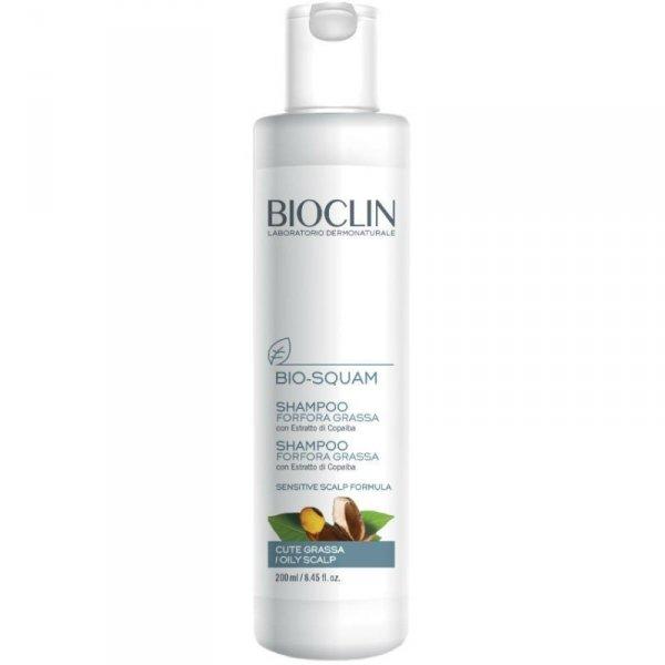 Szampon na łupież tłusty Bioclin 200ml