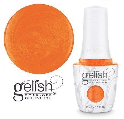 Lakier hybrydowy kolor: Orange Cream Dream 15 ml (1110907) - błyszczący GELISH