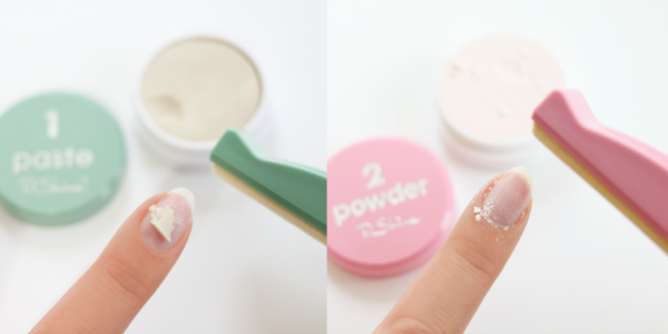 Manicure Japoński - naturalna regeneracja paznokci - P. SHINE