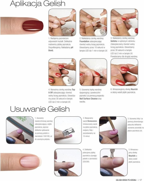 GELISH Don't Break My Corazon (1110269) Matadora - lakier hybrydowy 15ml