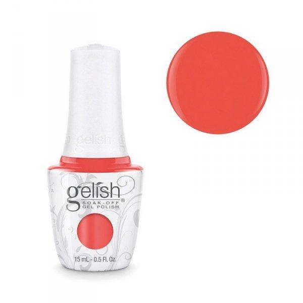 Lakier hybrydowy kolor: FAIREST OF THEM ALL (1110926) 15 ml - kremowy Gelish