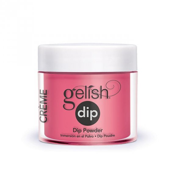 Puder do manicure tytanowego kolor Passion DIP 23 g GELISH (1610818)