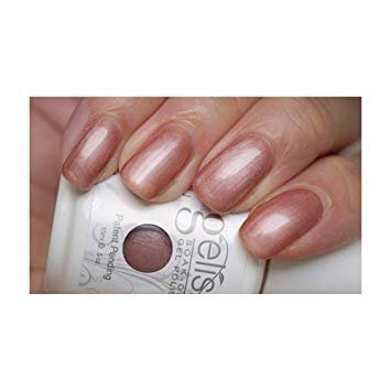 Gelish Lakier hybrydowy kolor: Glamour Queen 15 ml (1110856) - metaliczny