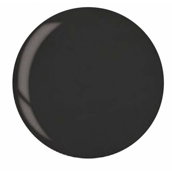 Puder do manicure tytanowy - CUCCIO DIP - Noir Black 14 G (5574)