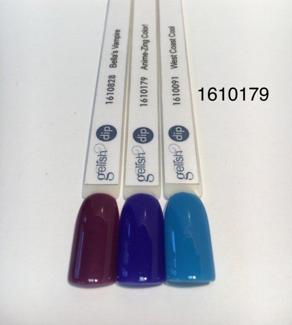 Puder do manicure tytanowego kolor Anime-zing Color! DIP 23 g GELISH (1610179)