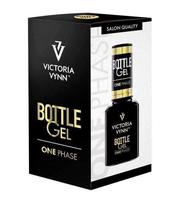 BOTTLE GEL ONE PHASE Żel budujący w pędzelku (jednofazowy)  Victoria Vynn (15ml duża poj.)