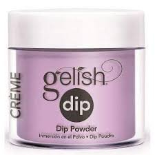 Puder do manicure tytanowy - GELISH DIP - Dress Up 23 g (1610046)