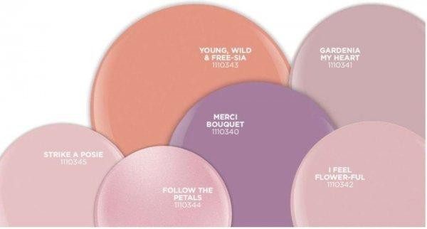 Puder Gelish Acrylic Dip Powder 23g - YOUNG, WILD & FREE-SIA