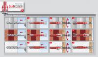 Kołek rozporowy FISCHER duopower 8x65 - 50 szt (538241)