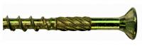 Wkręty stożkowe ciesielskie 6x120 mm  - 100 szt