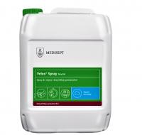 MEDISEPT Velox Spray Neutral Spray do mycia i dezynfekcji powierzchni 5 L