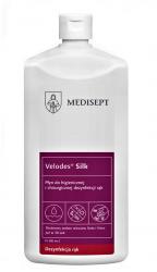 Medisept VELODES SILK 1000ml Płyn do higienicznej i chirurgicznej dezynfekcji rąk